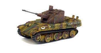 "FLAKPANZER 341 "" COELIAN"" PROTOTYPE - GERMANY - 1945"