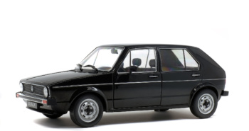 VOLKSWAGEN GOLF L - BLACK - 1983