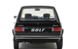 VOLKSWAGEN GOLF L - BLACK - 1983