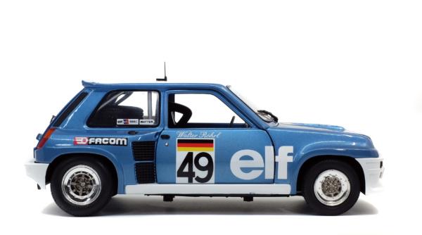 RENAULT 5 TURBO - EUROPEAN CUP 1981 - W.RÖHRL #49