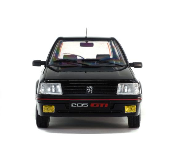 PEUGEOT 205 GTI 1.9L MK 2 - NOIR ONYX -1990