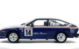 ALFA ROMEO GTV6 - TOUR DE CORSE 1986 - Y.LOUBET #14