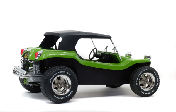 MANX MEYERS BUGGY - SOFT ROOF GREEN 1968