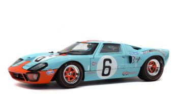 FORD GT 40 MK1 - WINNER LE MANS 1969 - J.ICKX / J.OLIVIER #6