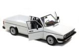 VOLKSWAGEN CADDY MK1 - WHITE - 1982