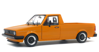 VOLKSWAGEN CADDY MK1 - CUSTOM - ORANGE METALLIC - 1982