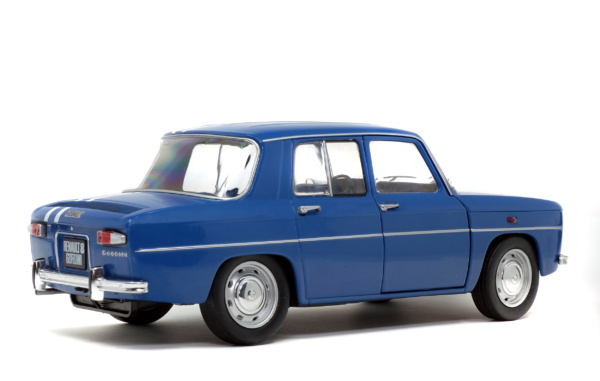 RENAULT 8 GORDINI 1100 - BLEU - 1967