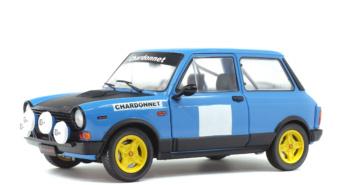 AUTOBIANCHI A112 MK5 ABARTH - CHARDONNET RALLY SET - 1980