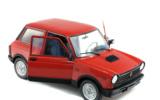 AUTOBIANCHI A112 MK5 ABARTH - ROUGE - 1980