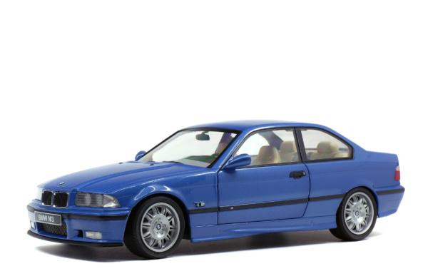 BMW E36 COUPE M3 - BLEU ESTORIL -1990