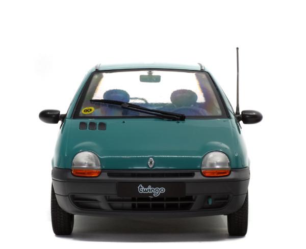 RENAULT TWINGO MK1 - VERT CORIANDRE - 1993