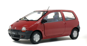 RENAULT TWINGO MK1 - ROUGE CORAIL - 1993