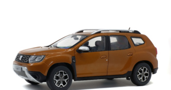 DACIA DUSTER MK2 - ORANGE ATACAMA - 2018