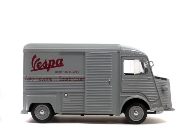 CITROEN TYPE HY - VESPA - 1969