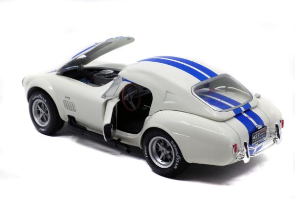 AC COBRA 427 MKII - WIMBLEDON WHITE - 1965