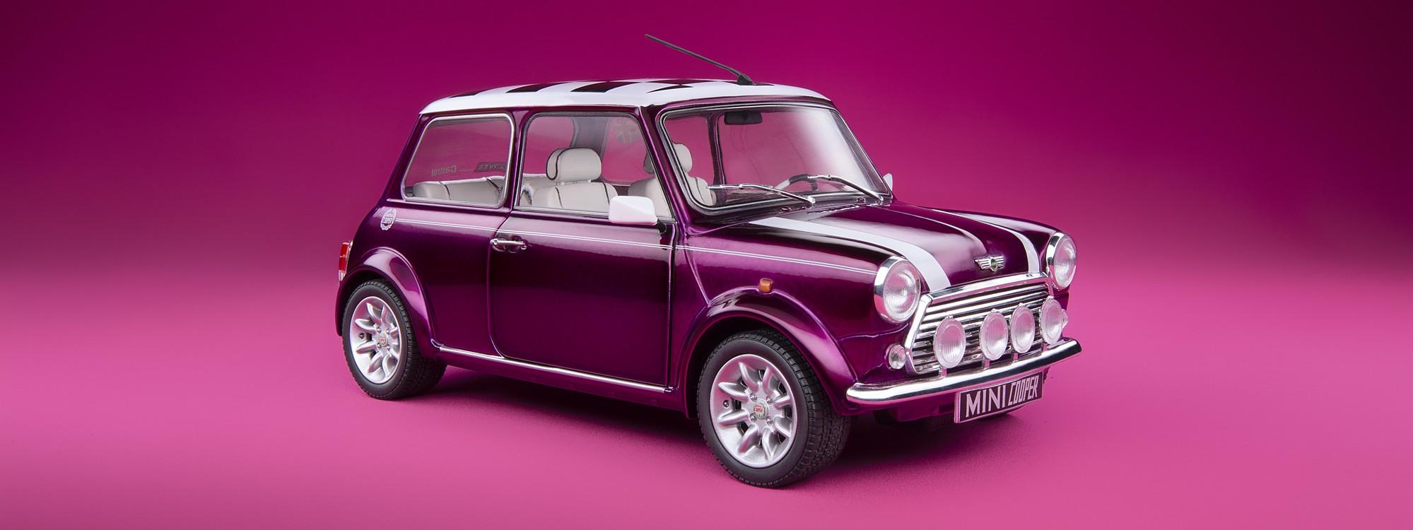 Slide - S1800606 - Mini cooper sport purple