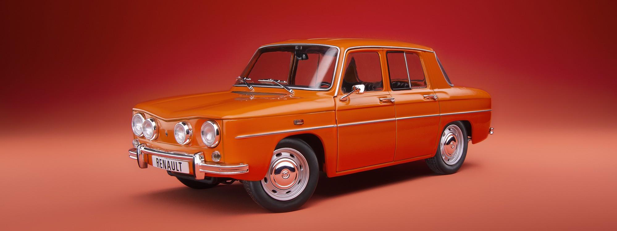 Slide - S1803603 Renault R8 orange