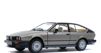 Alfa Romeo GTV6 - Silver - 1984