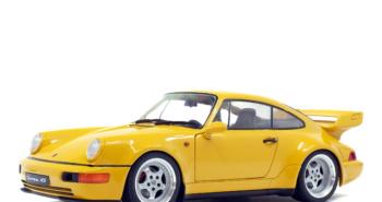 Porsche 911 (964) Carrera 3.8 RS - Jaune Vitesse - 1990