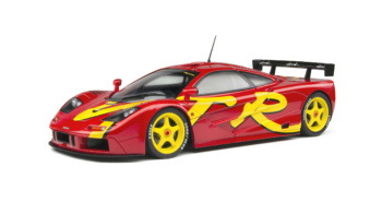 McLaren F1 GTR Short Tail - Launch Livery - 1996