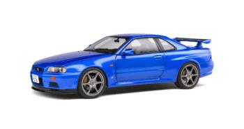 Nissan Skyline GT-R (R34) - Bayside Blue - 1999