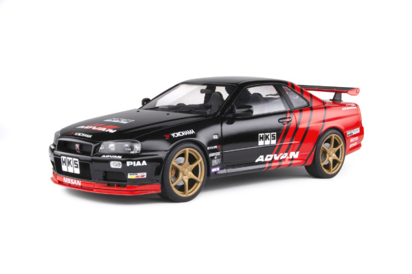 Nissan Skyline GT-R (R34) - Advan Drift Livery - 1999