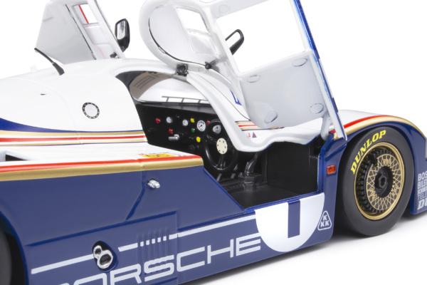 Porsche 956LH Winner - 24H Le Mans - 1982 - Ickx / Bell #1