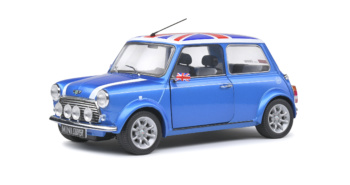 Mini Cooper Sport - Fisherman Blue - 1997