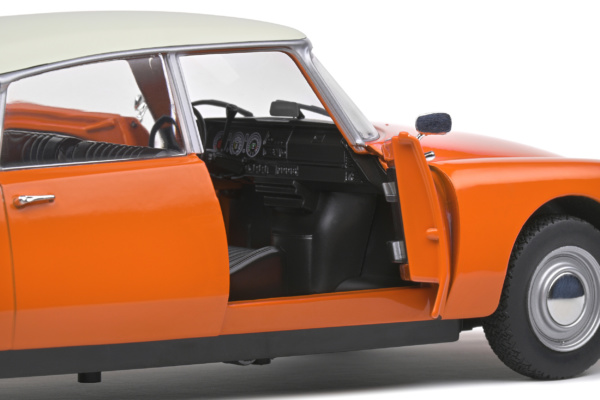 Citroën D Special - Orange - 1972