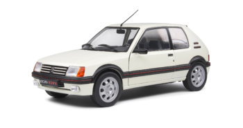 Peugeot 205 GTI - Blanche - 1988