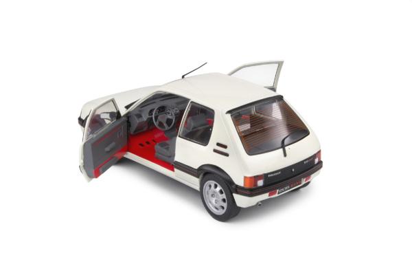 Peugeot 205 GTI - Blanche - 1988