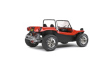 Meyers Manx Buggy - Red - 1968