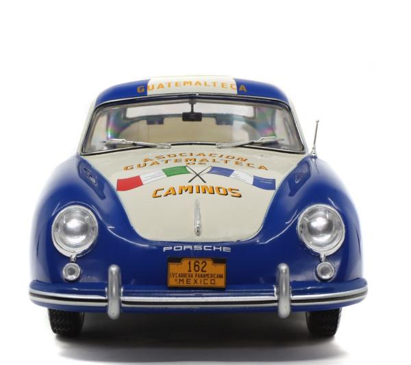 Porsche 356 Pré-A - Carrera Panamericana - 1953 - #162 M.LIPMANN