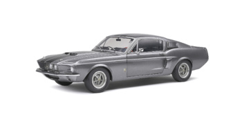 Shelby GT500 - Grey & Black Stripes - 1967
