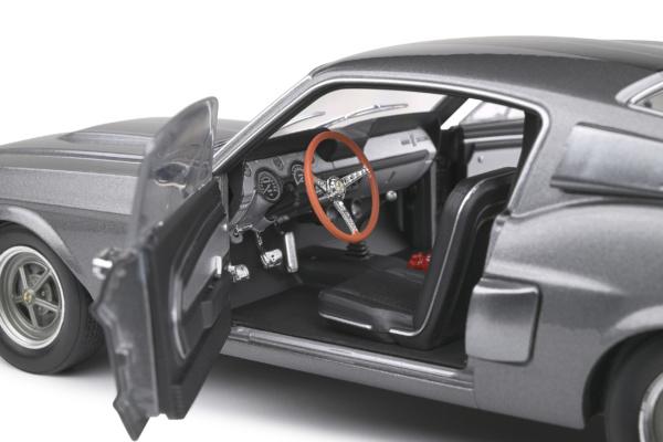 Shelby GT500 - Grey & Black Stripes - 1967