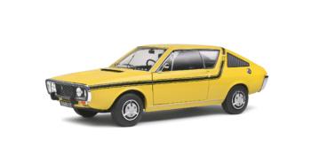 Renault R17 Mk.1 - Jaune Dakar - 1973