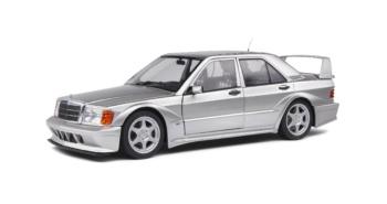 Mercedes-Benz 190 EVO II (W201) - Astral Silver - 1990