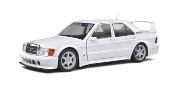 Mercedes-Benz 190 (W201) Evo II - White - 1990