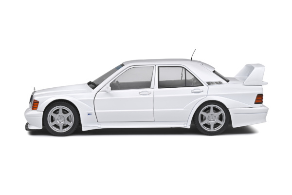 Mercedes-Benz 190 (W201) Evo II - White - 1990