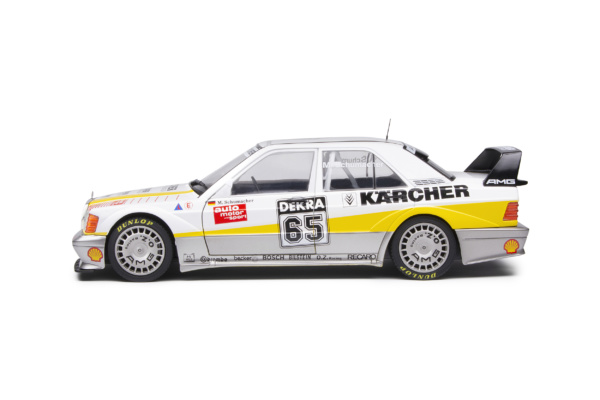 Mercedes-Benz 190 (W201) Evo II - DTM - 1990 - #65 M.SCHUMACHER