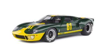 Ford GT 40 Mk.1 - Jim Click Ford Performance Collection - 1966