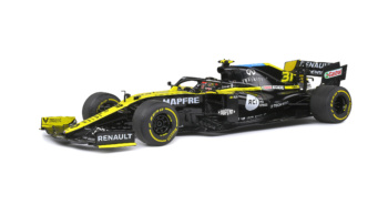 Renault R.S. 20 - British Grand Prix - 2020
