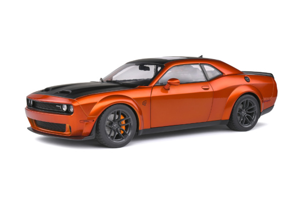 Dodge Challenger SRT Widebody - Orange Metallic - 2020