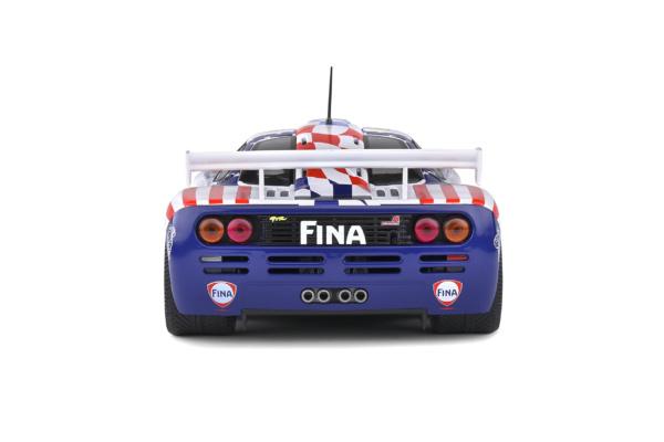 McLaren F1 GT-R - 24H Le Mans - 1996 - #33 BELLM, LEHTO, WEAVER