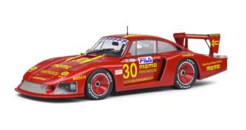 Porsche 935 Moby Dick - 24H Le Mans - 1982 - #70 MORETTI