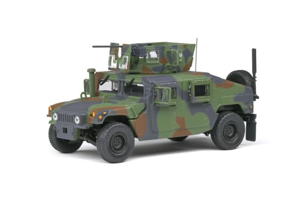 AM General M1115 Humvee - Green Camo - 1983