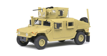 AM General M1115 Humvee - Desert Camo - 1983