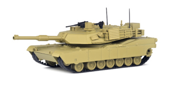Chrysler Defense M1A1 Abrams - Desert Camo - 1972