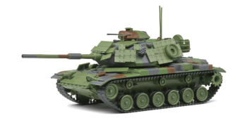 Chrysler Defense M60 A1 Tank - Green Camo - 1959