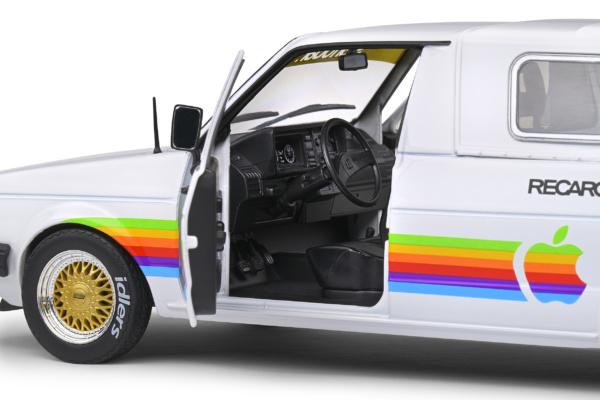 Volkswagen Caddy Mk.1 Computer Custom - 1982